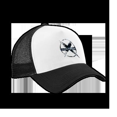 black logo Hat