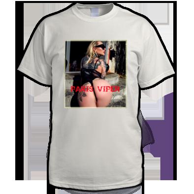 Paris Viper T-SHIRTS BY BURNSLOWCLOTHING
