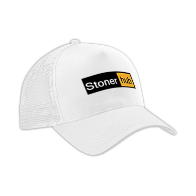 STONER HUB DAD HATS BY BURNSLOWCLOTHING