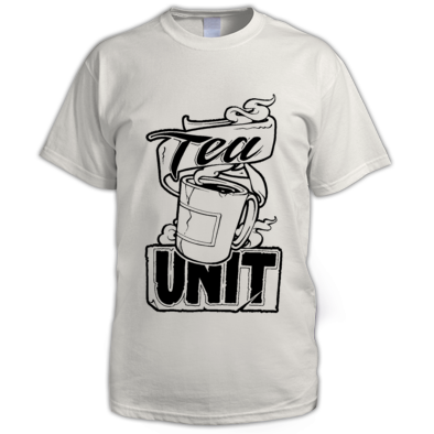 Tea Unit X As One 'MEAN MUGGIN' Tea-Shirt