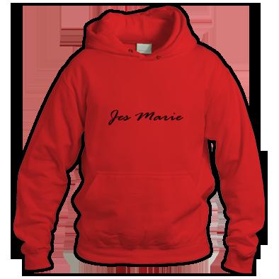 Sweatshirt - 'Jes Marie' Logo (More Colors Available)
