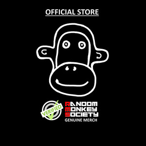 Random Monkey Society | 100% Official Merchandise