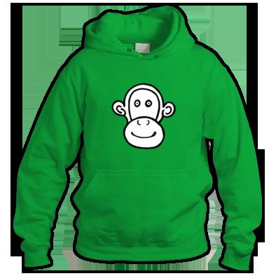 T Monkey Hoodie
