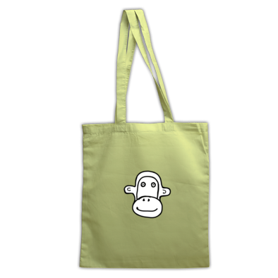 Prime Monkey Tote Bag
