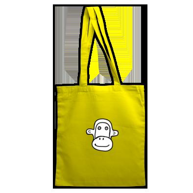 Prime Monkey Tote Bag
