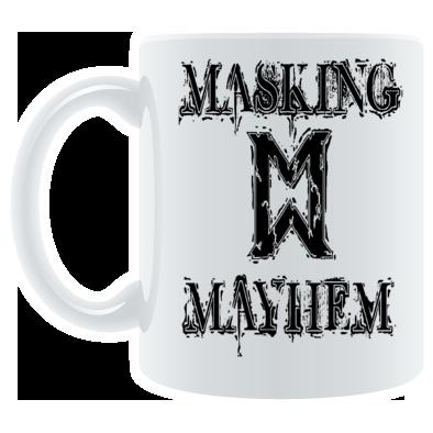 MASKING MAYHEM MUG