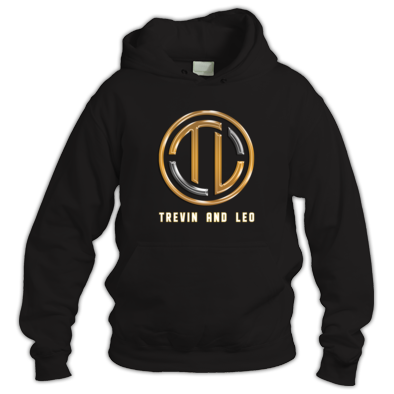 Trevin and Leo Custom logo t-shirt