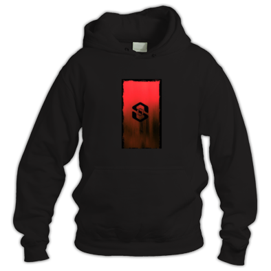 SoS Red Rain Hoody