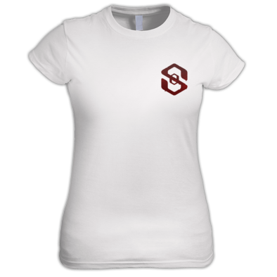SoS Red Crest Women's T