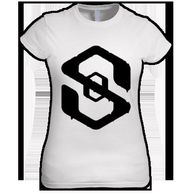 SoS Black Logo Women's T