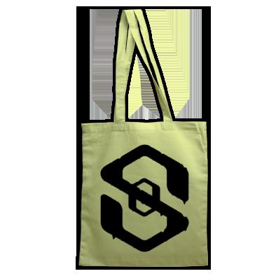 SoS Black Logo Tote Bag