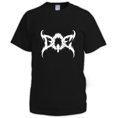 DQE Death Metal Tee        *LIMITED EDITION*