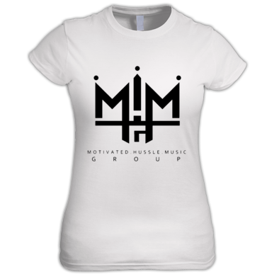 MHMG Ladies Logo Tee