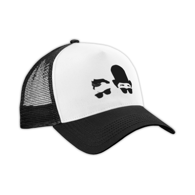 27 Party Silhouette Cap