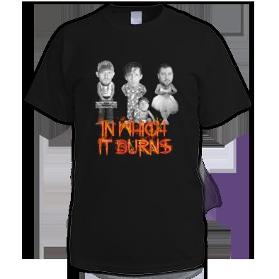 IWIB Bodies tshirt