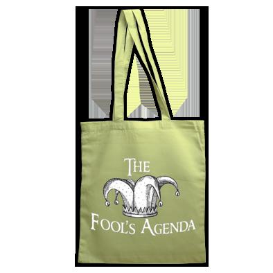 The Fool's Agenda Logo Tote