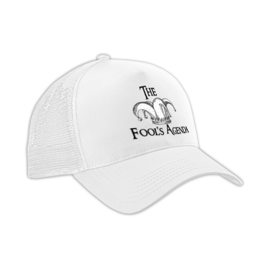 The Fool's Agenda Logo Caps