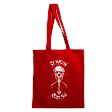 TMRS METAL LOGO - TOTE BAG