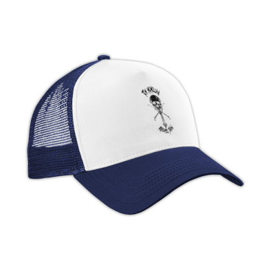TMRS METAL LOGO BLACK - CAP