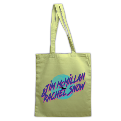 TMRS MOON LOGO - TOTE BAG
