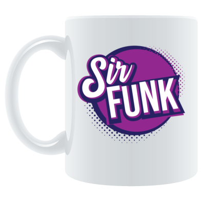 Sir Funk's Purple Funk Mug