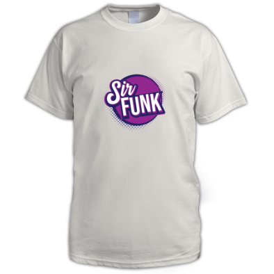 Sir Funk's Purple Funk T-Shirt