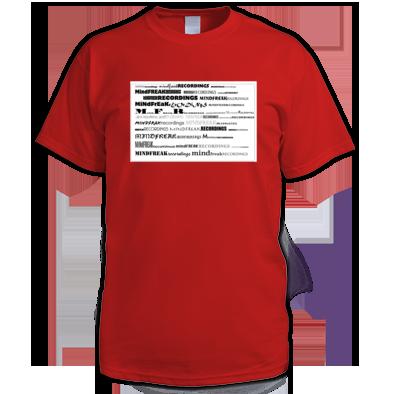 Mixed Bag Of Name's Record Label Logo T-Shirt