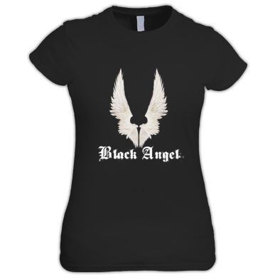 Black Angel Official Logo