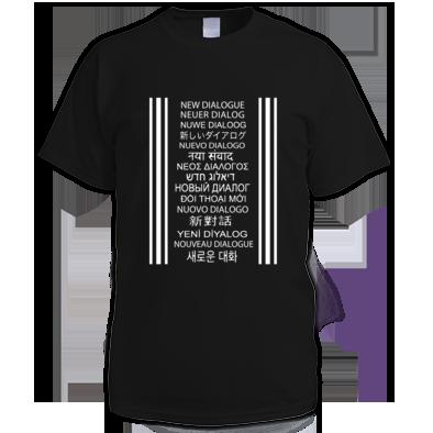Language T-Shirt [Male]