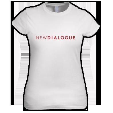 New Dialogue Logo T-Shirt [Female]