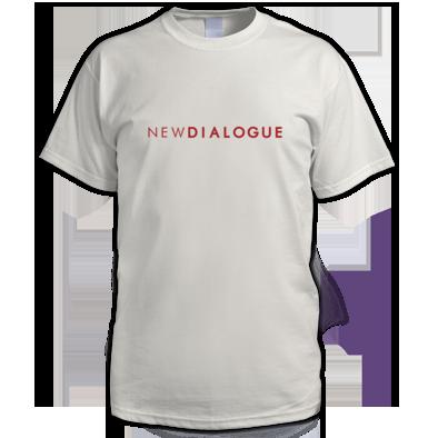 New Dialogue Logo T-Shirt [Male]