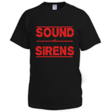 Sound Of Sirens Logo T-Shirt