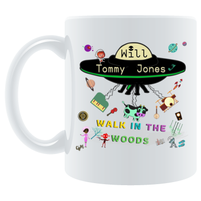 Walk In The Woods 2020 mug