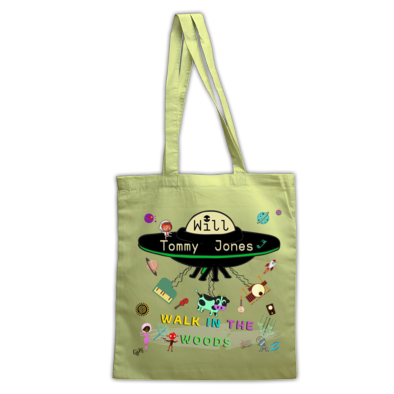 Walk In The Woods 2020 tote bag