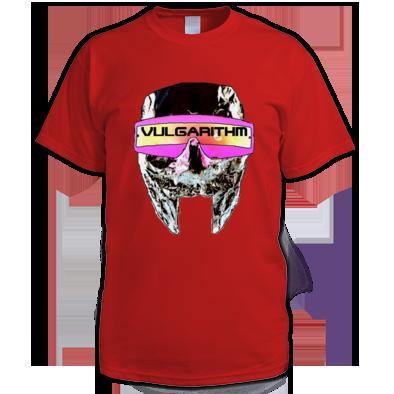 Vulgarithm Logo FULL COLOUR Mens Tee (Tshirt colour option)