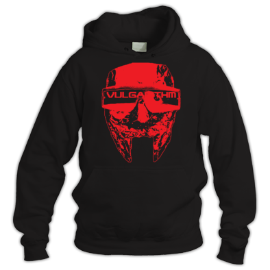 Vulgarithm Logo hoodie - pick colour of hoodie and logo