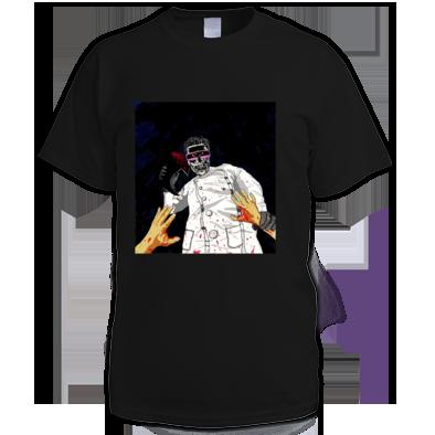 """Share in 3rd degree"" artwork tshirt"