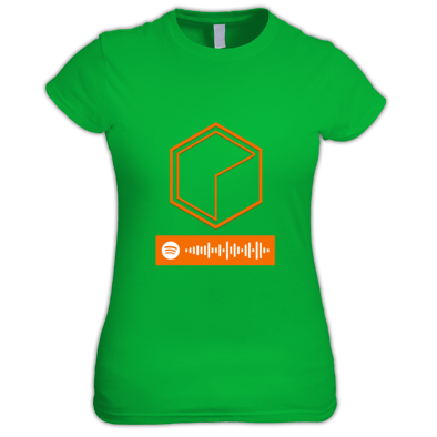 Patiotic QR Women's T-Shirt