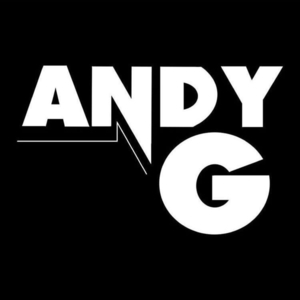 AndyG's Official Merchandise