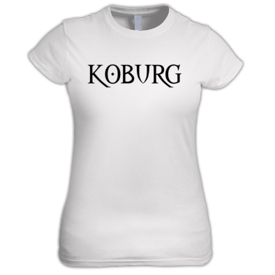 Koburg Logo - Ladies T Shirt