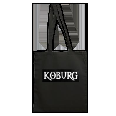 Koburg Logo Tote Bag