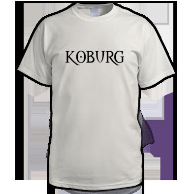 Koburg Logo - Mens T Shirt