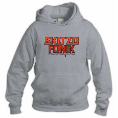 Skitzo Logo with Black Outline