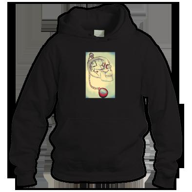Zeitsklave Skull Pullover