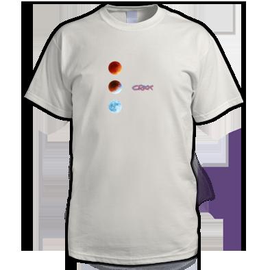 CRKX Planet T-Shirt