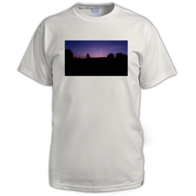 Burn Mens T-Shirt