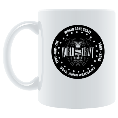 WGC 30th Annivery Logo