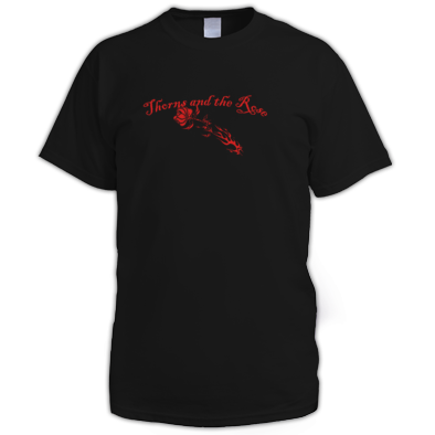 Thorns and the Rose Tee 2