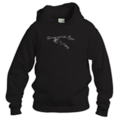 Thorns and The Rose Hoodie 2