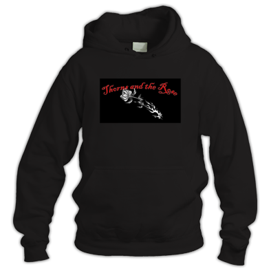 Thorns and The Rose Hoodie 1
